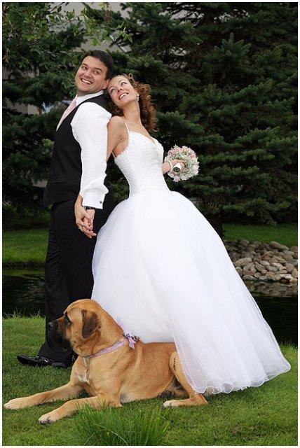 Pre štvornohých svadobčanov i deti - Obrázok č. 17