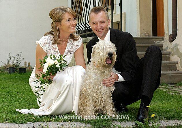 Pre štvornohých svadobčanov i deti - Obrázok č. 19