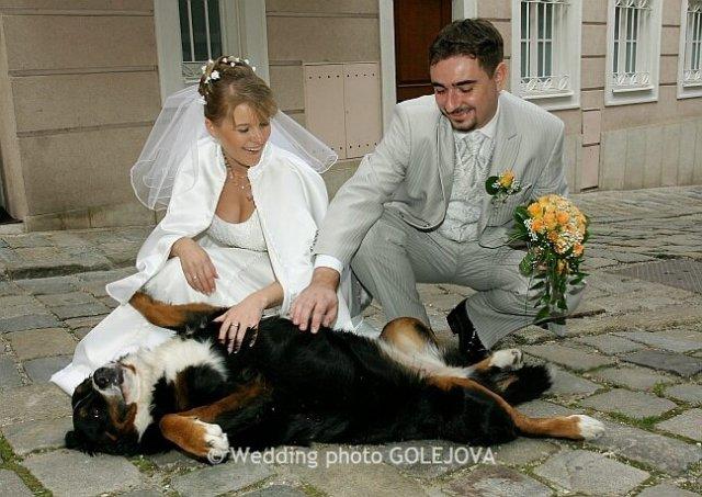 Pre štvornohých svadobčanov i deti - Obrázok č. 34