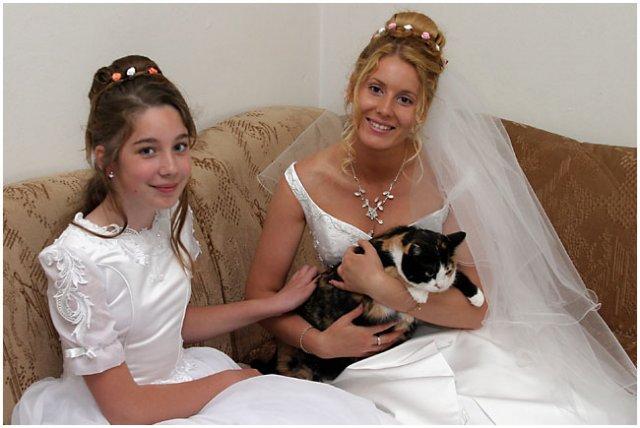 Pre štvornohých svadobčanov i deti - Obrázok č. 35
