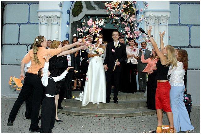 Pre štvornohých svadobčanov i deti - Obrázok č. 37
