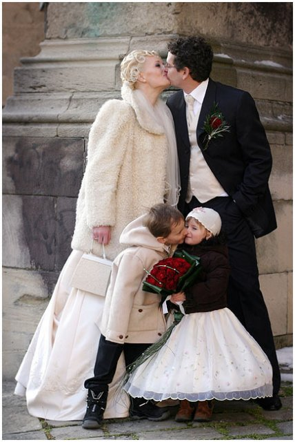 Pre štvornohých svadobčanov i deti - Obrázok č. 40