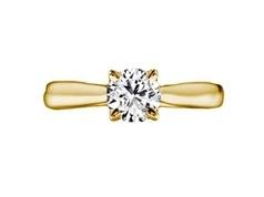 diamanty jsou nejlepší přátelé žen... :-) tento půlkarátový je můj