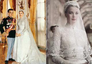svatba Grace Kelly
