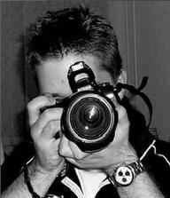 fotograf Ronald Hilmar (+ kameraman jeho děda :-))