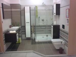 že by tohle? už tu koupelnu vyloženě nesnáším, že stále měníme vybíráme.