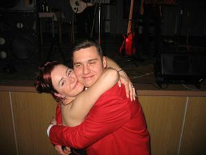 Nevěsta se ženichem ples 2006