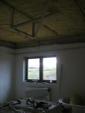 Konstrukce na houpačku - ve dvou dětských pokojích :-)