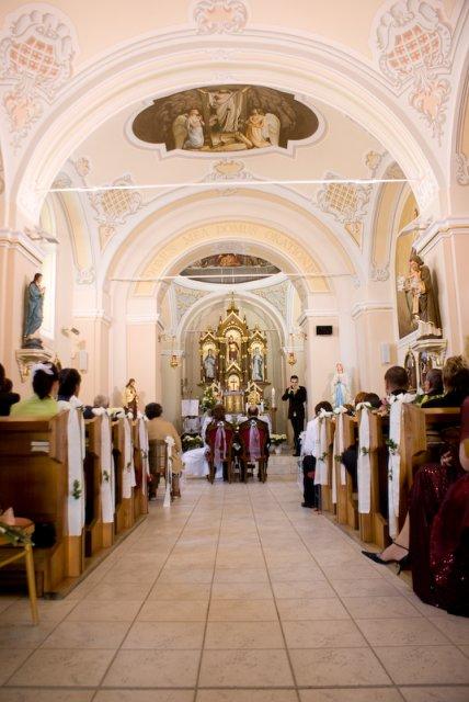 Janka{{_AND_}}Jozef - krásny kostolik