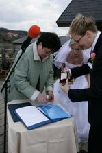 Vyřizování formalit před obřadem