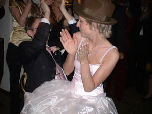 """""""Začepení"""" nevěsty"""