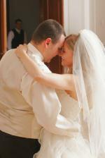 Náš prvý manželský- Bon Jovi - Thank you for loving me, to je tá naša :o)