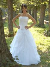 Taky krásné, ale na maličkou svatbu moc drahé...