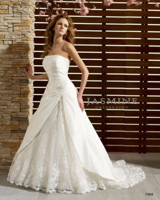 Naša vysnívaná svadba - Moje krásne zajednané šatičky