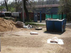 uklid stavebního odpadu po
