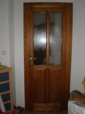 Dveře od truhláře