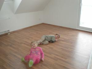 pokojíček už zabraly děti