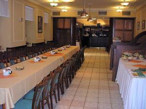 Řemenda - tady budeme mít svatební hostinu