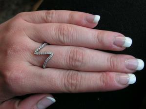 můj netradiční zásnubní prstýnek