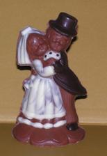 trocha belgické čokolády na vršek dortu