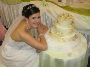 S mojou nadhernou tortou