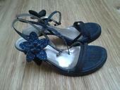 Sandály na vyšším podpatku Bee Fly 40-41, 40