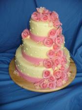 Takový bude dortík, jen do fialova
