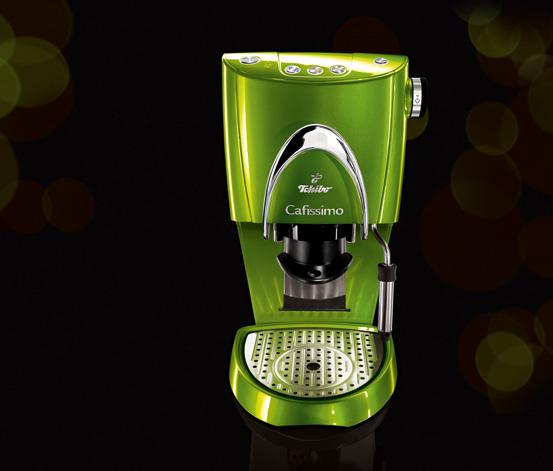 DM House Inspire - kávovar bdue ladiť k svietidlu :)