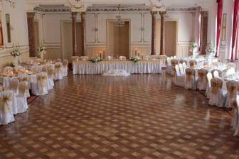 svadba sa bude konať pravdepodobne v tejto sále :)
