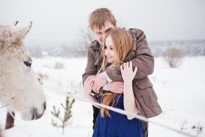 Zimní romance po našem - Obrázek č. 1