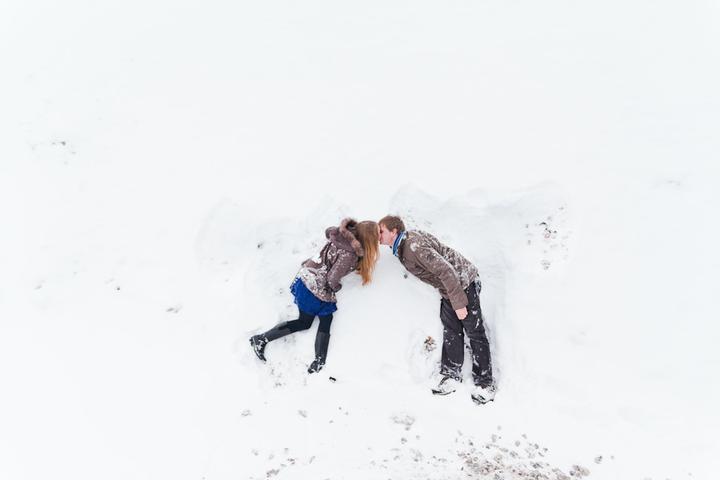 Zimní romance po našem - Obrázek č. 13