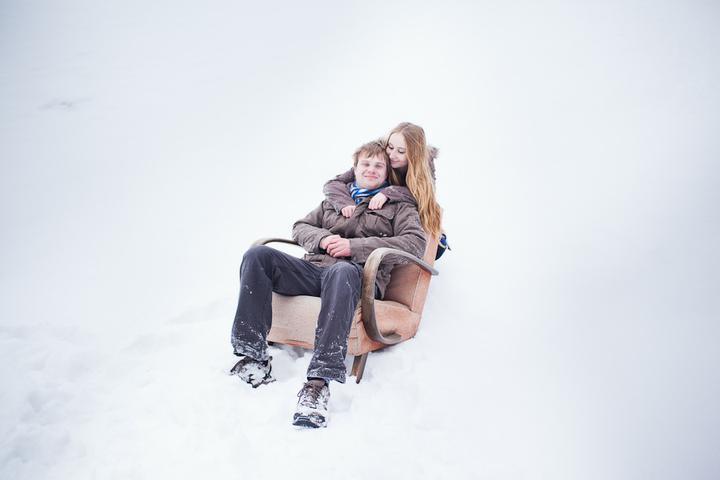 Zimní romance po našem - Obrázek č. 17