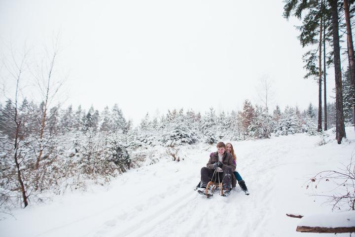 Zimní romance po našem - Obrázek č. 30
