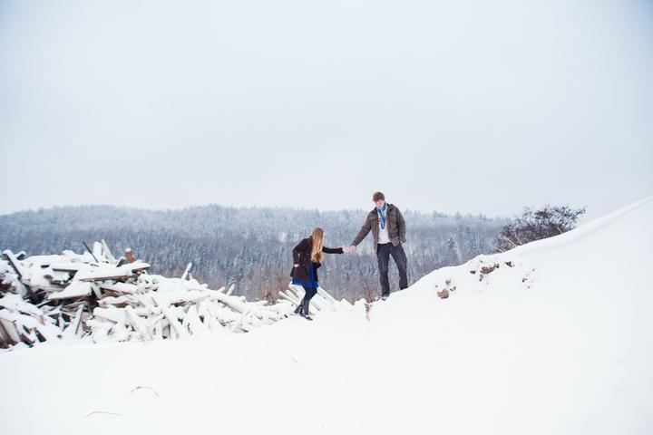 Zimní romance po našem - Obrázek č. 9