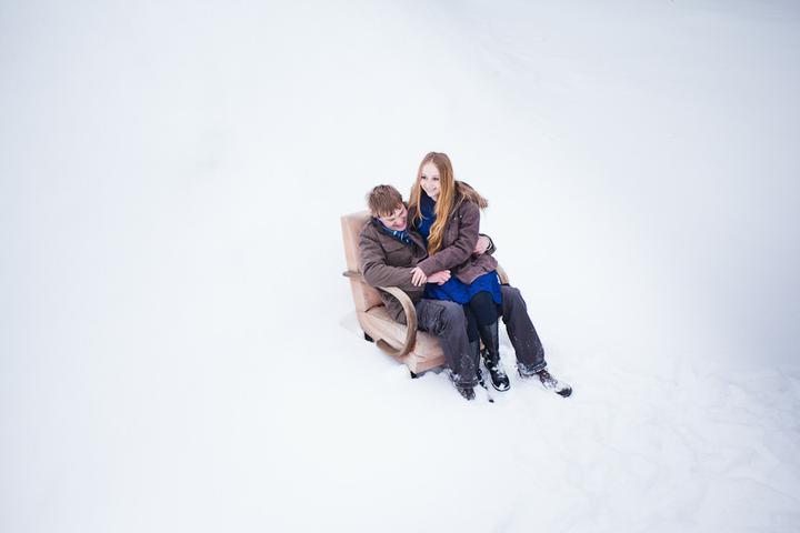 Zimní romance po našem - Obrázek č. 15