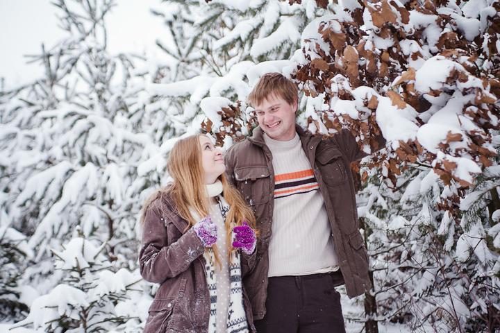 Zimní romance po našem - Obrázek č. 23