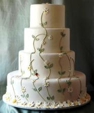 krasna torta najma ten detail  s lienkou =o)