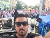 Podujatie ISDE 2015 na Hlavnej ulici v Košiciach