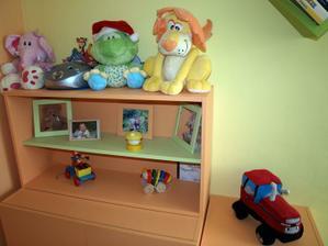 Rámečky patří na zeď, jen vybrat ty nej fotky :-)