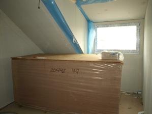 a nejmenší pokojík