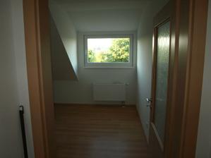 takto vypadal pokojík po předání