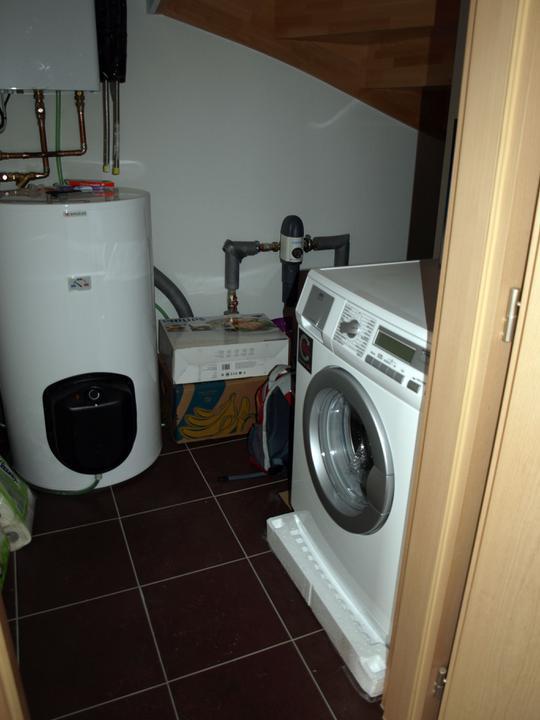 Náš domeček - hotovo za 3týdny i s kuchyní :-) - Obrázek č. 8