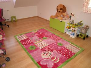 koberec je parádní