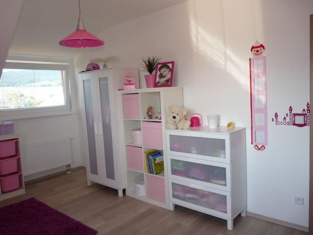 Holčičí ložnice - plánujeme, vybíráme - Inspirace - pokojíček nova101