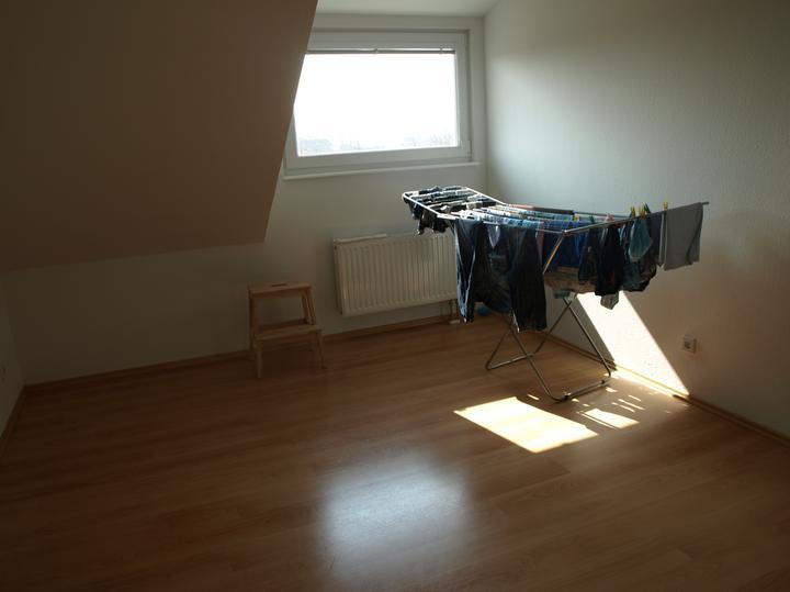 Bydlíme - nejmenší pokoj funguje jako sušárna