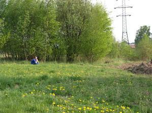 velká úvaha nad venkovními úpravami :-)