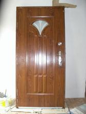 vchodove dvere do bocnych vchodov