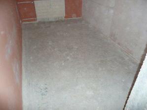Linoleum sme vo všetkých izbách stiahli ;-) spálňa