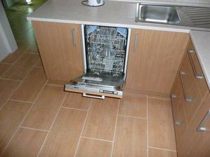 Umývačka riadu ... sme s ňou maximálne spokojní