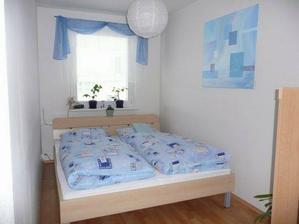 Spálňa po vianočnom upratovaní ;-)